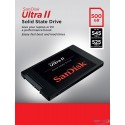 SSD SanDisk Ultra II 500 GB SDSSDHII-500G-G25
