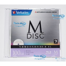 Verbatim Blu-ray M-Disc BD-R XL 100GB 4X