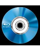 Четырехслойные диски блюрей на 128 ГБ.